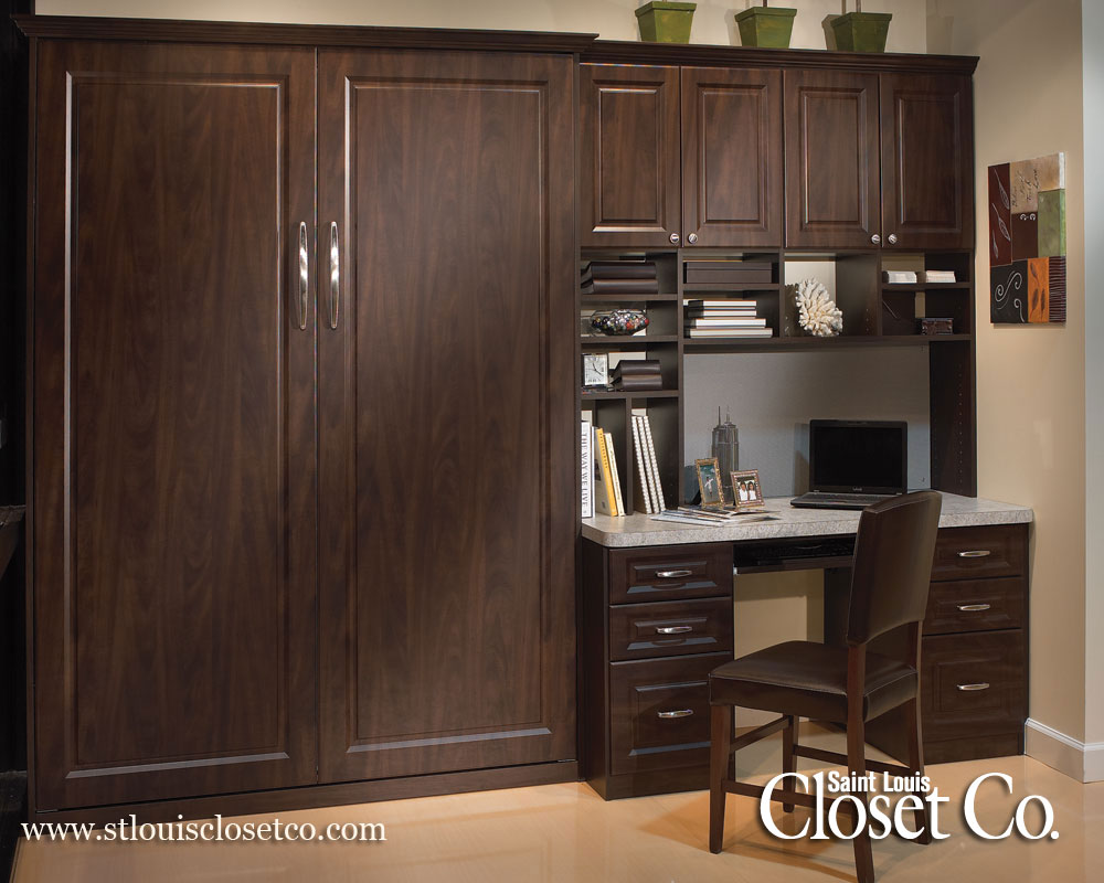 St. Louis Murphy Beds | Wall Beds | Saint Louis Closet Co.