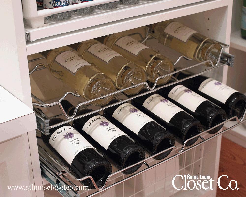 Wine Racks Saint Louis Closet Co