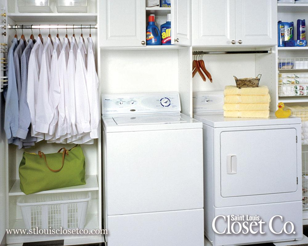 St. Louis Closet Co. Laundry