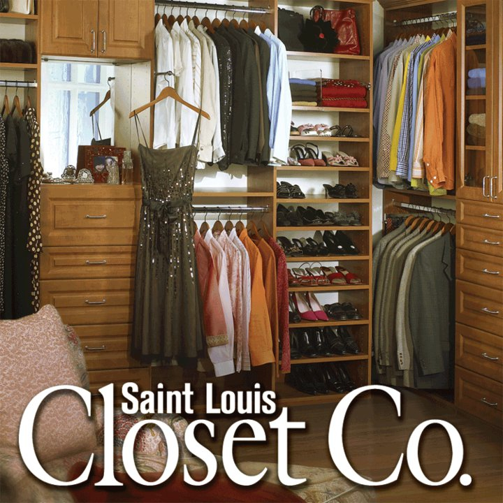 Saint Louis Closet Co Logo