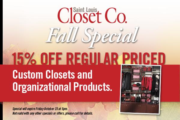 Exceptional Saint Louis Closet Co.