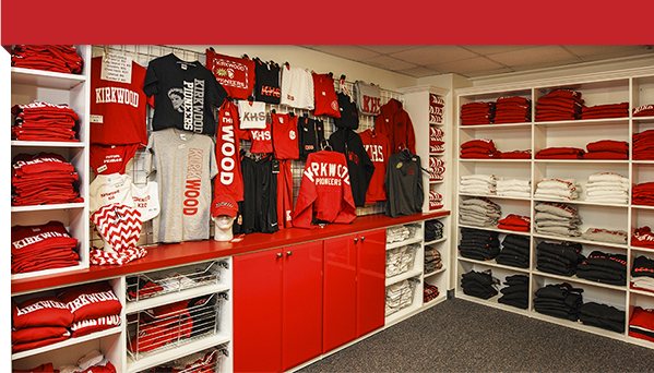 Kirkwood High School Custom Closets Saint Louis Closet Co