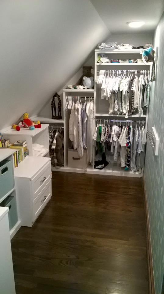 Baby Rooms Organized Nurseries Saint Louis Closet Co
