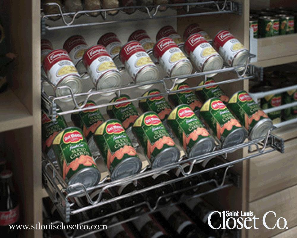 St. Louis Closet Co. Mop Hooks. CannedGoodRacks