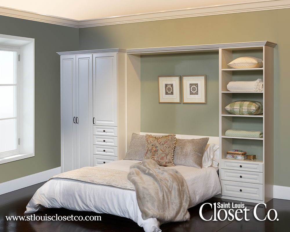 of attached examples bed in walk closet bedrooms wardrobes folding beautiful with door