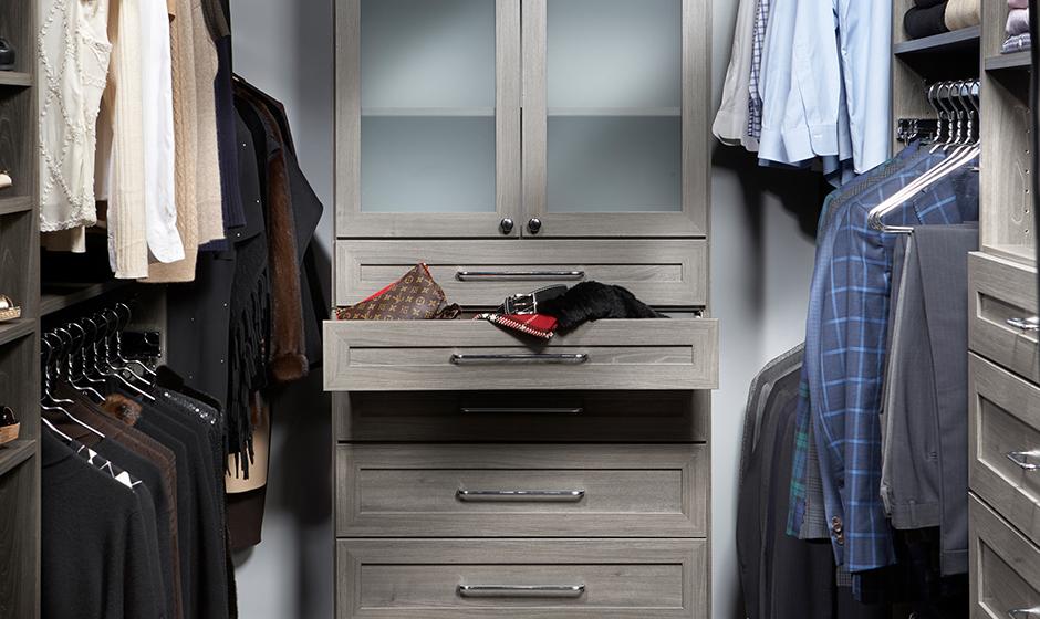 Master Bedroom Closets | Saint Louis Closet Co.