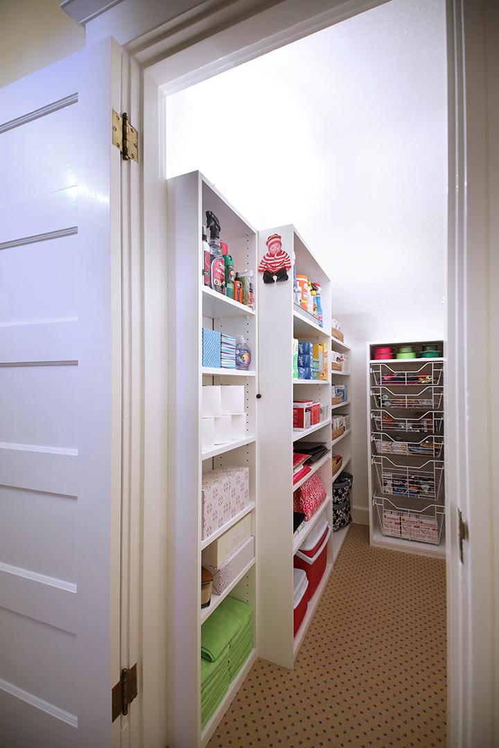 St Louis Closet Co utility closet