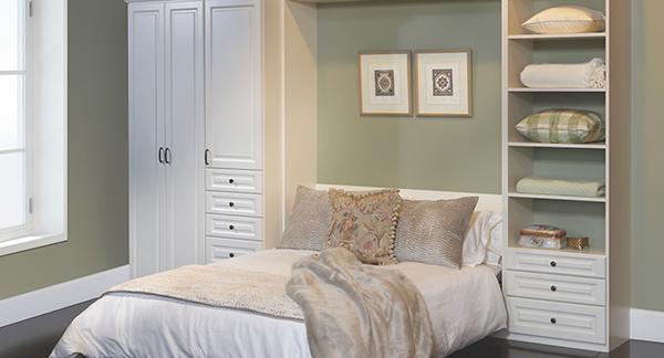 St Louis Closet Co murphy bed