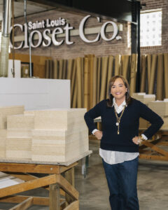 Saint Louis Closet Company is Saint Louis Made